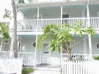 Front of Condo - Céad Míle Fáilte - Truman Annex - Key West - rentals