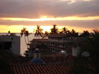 Romantic 1 BDRM Penthouse Condo with Ocean View - Puerto Vallarta vacation rentals