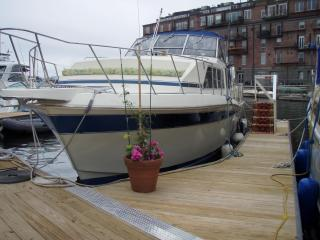 The Golden Slipper,  B&B Afloat and Charter - Boston vacation rentals