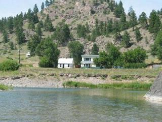 Gary Cooper Ranch Cabin with Private Fishing - Cascade vacation rentals
