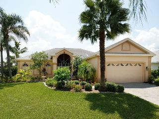 Superb Floridian Waterfront Gulf Access Pool Villa - North Fort Myers vacation rentals