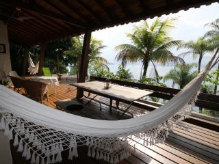 Stylish Eco House in a Unique Sea Front Location - Paraty vacation rentals