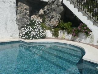 Casa Beni - gorgeous views down valley to the sea - El Borge vacation rentals