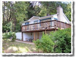 Rustic Cabin on the Rogue River ~ Fully stocked! - Grants Pass vacation rentals