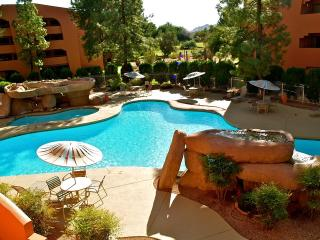 Anasazi Village Condo on Golf Course - Phoenix vacation rentals