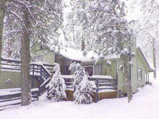 Perfect 3 bedroom Wrightwood House with Deck - Wrightwood vacation rentals