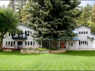 Tall Spruce 7 BR home-Walk to Hot Springs w/Pool! - Durango vacation rentals