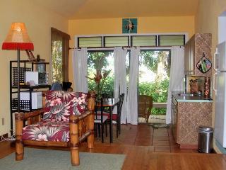 Princeville, Kauai Hawaii Budget Studio Cottage - Princeville vacation rentals
