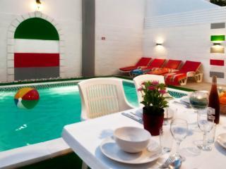 6 bedroom villa with private pool, close to beach - Marsascala vacation rentals