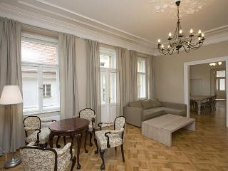 Prague-Super Classy 3-BR Apartment-Historic Center - Prague vacation rentals