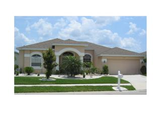 Luxury 4 bed 3 bath Villa with south facing pool. - Bradenton vacation rentals