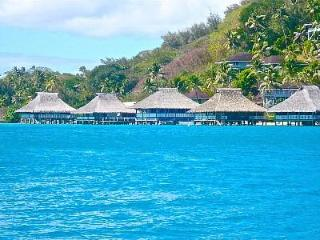 Brando's Over Water Bungalow in Bora Bora - Bora Bora vacation rentals