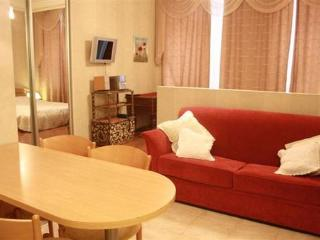 ROMANTIC STUDIO on Moika enb. 42,  near Hermitage - Saint Petersburg vacation rentals