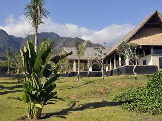 Luxury oceanview villas with large gardens - Pemuteran vacation rentals