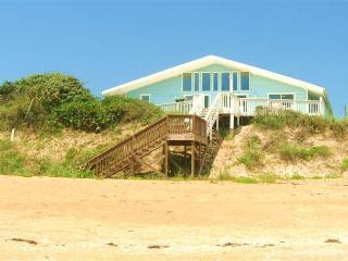 Blue Ocean Breeze BeachFront House, Sleeps 14, HDTV, Wifi - Flagler Beach vacation rentals