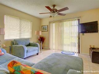 Ocean Village N12, Ground Floor Unit, Screen Lanai, 2 pools - Saint Augustine vacation rentals