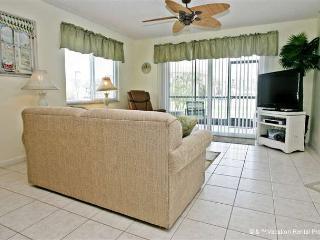 Ocean Village J17, Ground Floor Unit, HDTV, Screened Lanai - Saint Augustine vacation rentals