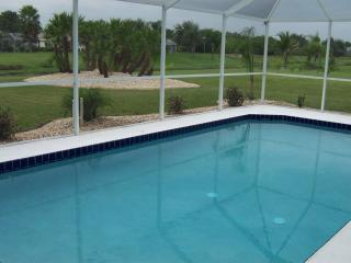 Boundary Blvd Villa, Private South Facing Pool. - Rotonda West vacation rentals