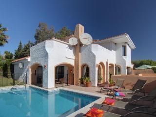 Puerto Banus Villa with Private Pool and Sea Views - Marbella vacation rentals
