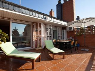 Ciutadella Park *** Cocoon Terrace  (BARCELONA) - Catalonia vacation rentals