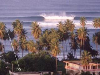 Surf 11 Rincon P.R. Beach House VRBO - Rincon vacation rentals