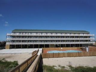 Hatteras Island Top Floor Oceanfront Condo 2 BR - Hatteras vacation rentals