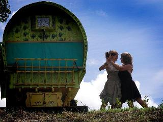 Romantic Gypsy Caravan Vardo  Wagon Cornwall - Cornwall vacation rentals