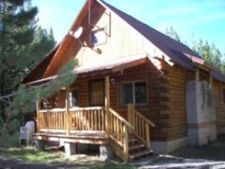 BIGSPRINGS CABIN ~ 1 BEDROOM WITH LOFT - Image 1 - Island Park - rentals