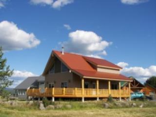 COPPER POND WEST CABIN ~ 4 BEDROOMS - Image 1 - Island Park - rentals