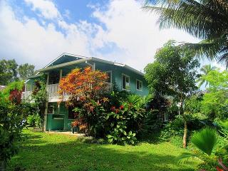 Beautiful Home One Block to Beach Hanalei, Kauai - Hanalei vacation rentals