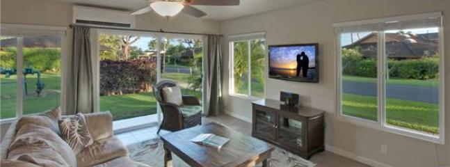 Beautiful House with 3 BR & 3 BA in Lahaina (Puamana 111 (3/3) Superior OV) - Image 1 - Lahaina - rentals