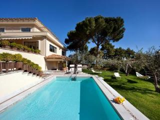 SEA VIEW VILLA WITH PRIVATE POOL IN SORRENTO - Sorrento vacation rentals