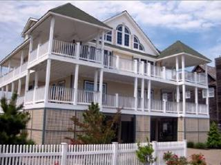 Lovely 4 Bedroom, 4 Bathroom House in Cape May (10501) - New Jersey vacation rentals