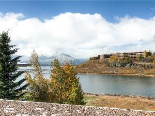 ON LAKE DILLON WITH A VIEW, 1 BDRM EAST BAY TWN HM - Frisco vacation rentals