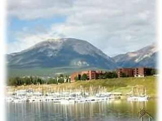 Marina Place Condo - lake views! - Dillon vacation rentals