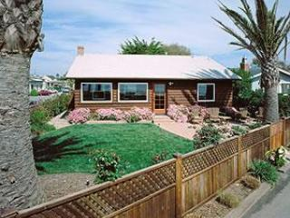 Oceanfront Beach Bungalow Cabin - Santa Cruz vacation rentals