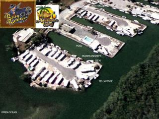 RUMRUNNER'S DEN - 30Ft. of Waterfront w/ Dock - Key Largo vacation rentals