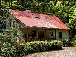 3 bedroom Cabin with Deck in Waynesville - Waynesville vacation rentals
