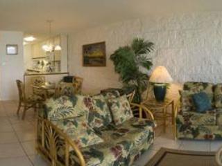 Charming Condo with 2 Bedroom/2 Bathroom in Maalaea (KANAI A NALU #103) - Maalaea vacation rentals