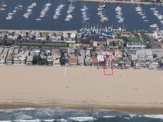 Sweeping Ocean view Beachfront Villa on the sand - Newport Beach vacation rentals
