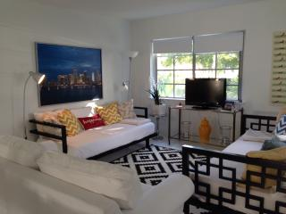 Luxury 3BR South Beach Apt PARKING & WIFI INCLUDED - Miami Beach vacation rentals