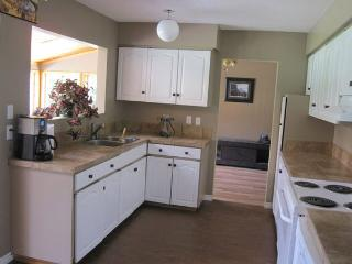 Nice House with Deck and Internet Access - 100 Mile House vacation rentals