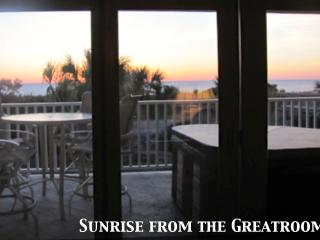 Windfall by the Sea - A Luxury Ocean Front Condo - Tybee Island vacation rentals