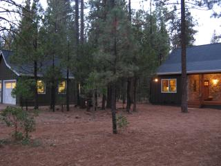Beautiful home in the woods, Burney, California - Burney vacation rentals
