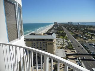 Beach Condo - Enjoy the Ocean,  Peck Plaza 22SW - Daytona Beach vacation rentals