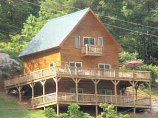 "Click ""book"" for quote/reserve Hidden Cove cabin - Butler vacation rentals"