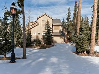 On Peak 8! On the Nordic Center Trails! Open Concept Living Area! - Breckenridge vacation rentals