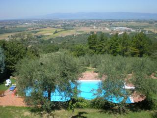 VILLA BEL POSTO  2 APARTMENTS  BUDGET ACCOMODATION - Panicale vacation rentals