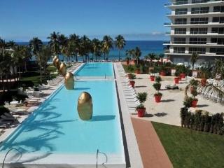 ICON Vallarta - 2Bed/3Bath + Study Stunning Postcard Ocean View!  Tower1 Floor6 - Puerto Vallarta vacation rentals
