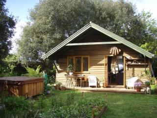 BANTHAM LODGE.HOT SPA.NEAR  BEACH.SLEEPS UPTO 6. - Totnes vacation rentals